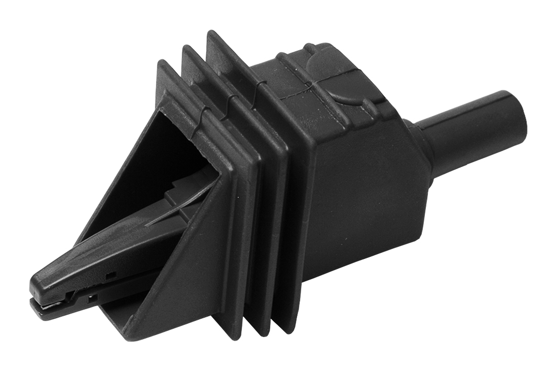 Cal Test Electronics Large Insulated Alligator Clip