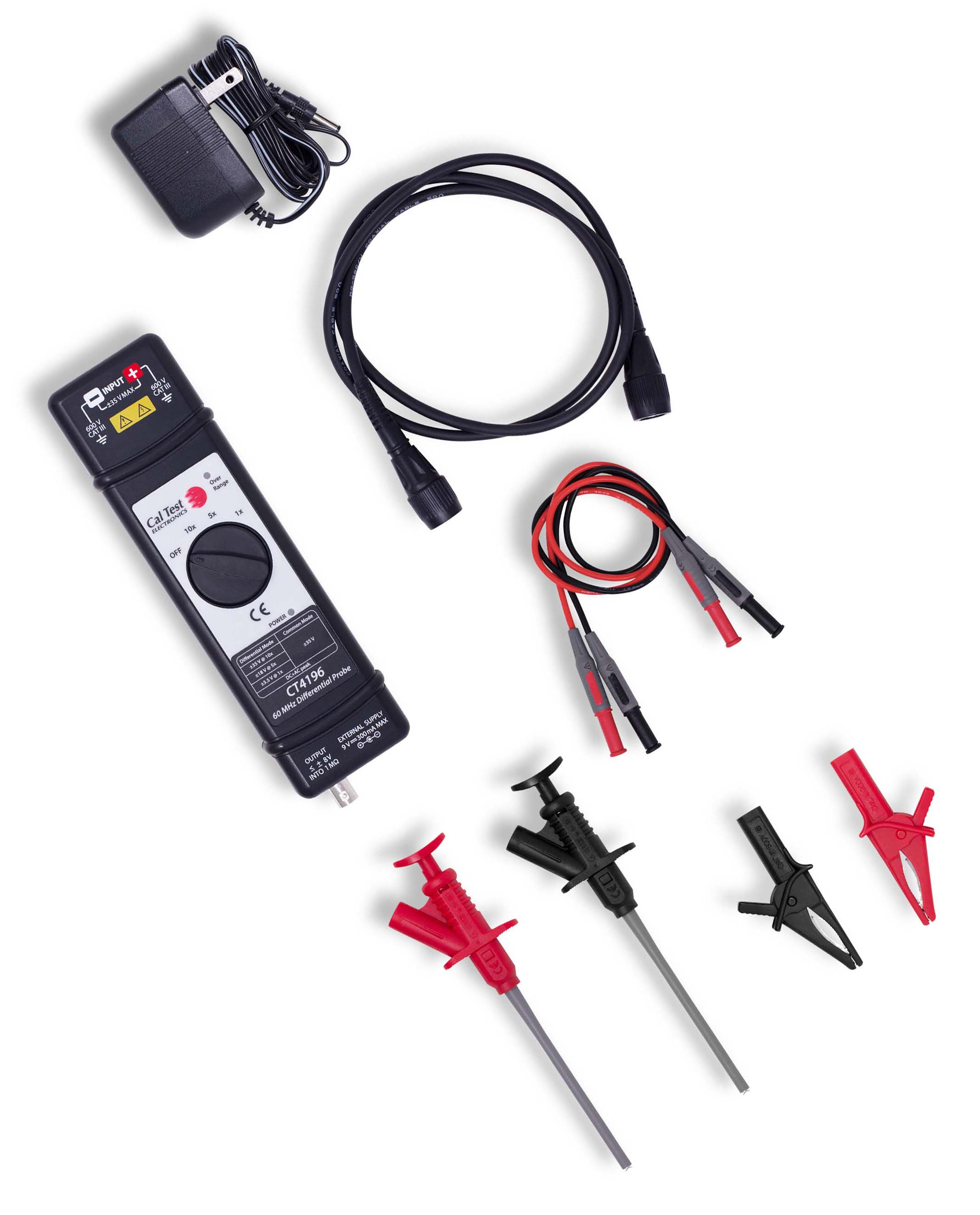 New Active Differential Probes