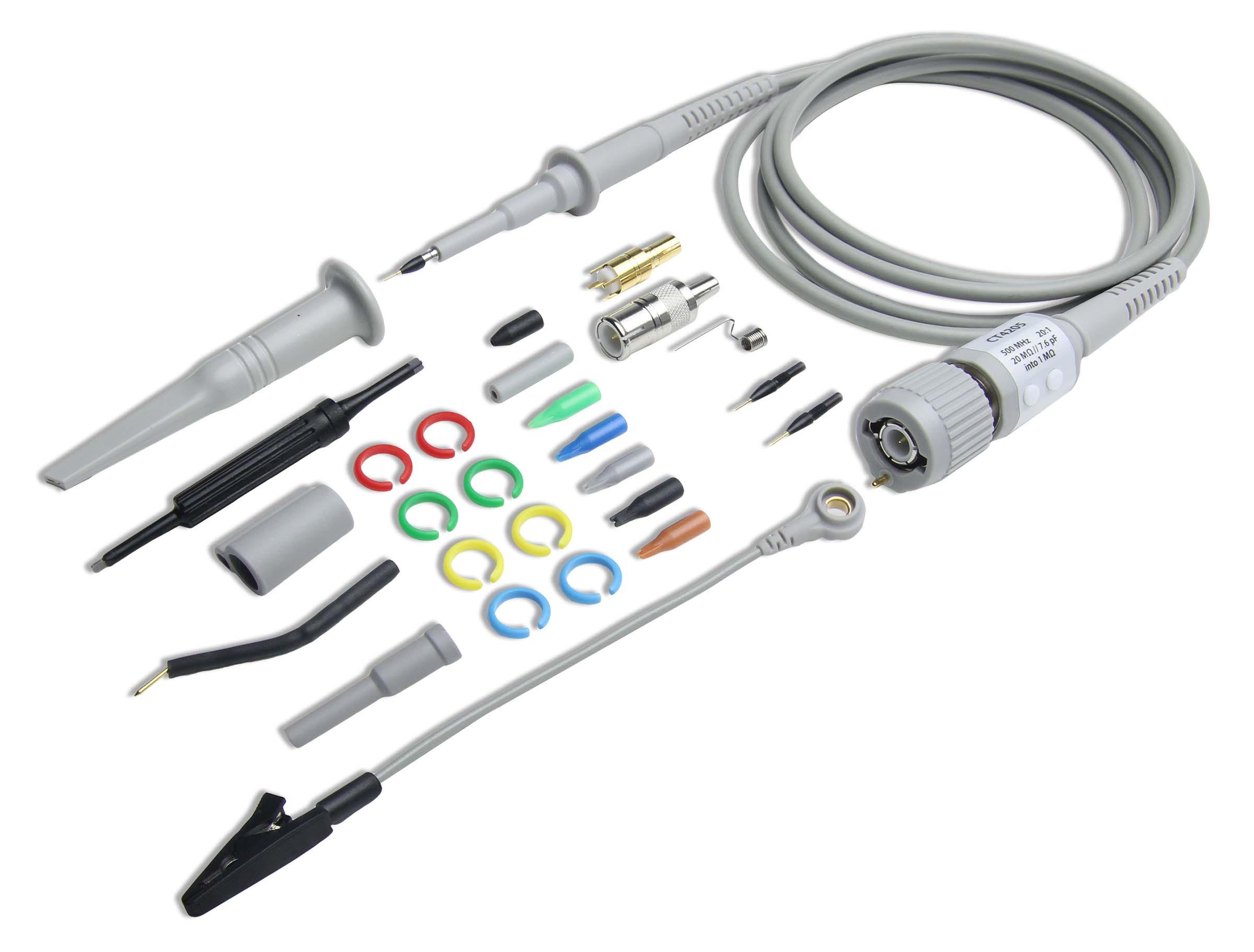 Cal Test Electronics CT4205 500 MHz Passive Oscilloscope Probe Photo