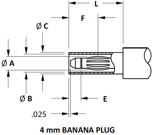 Banana Plug Diagram