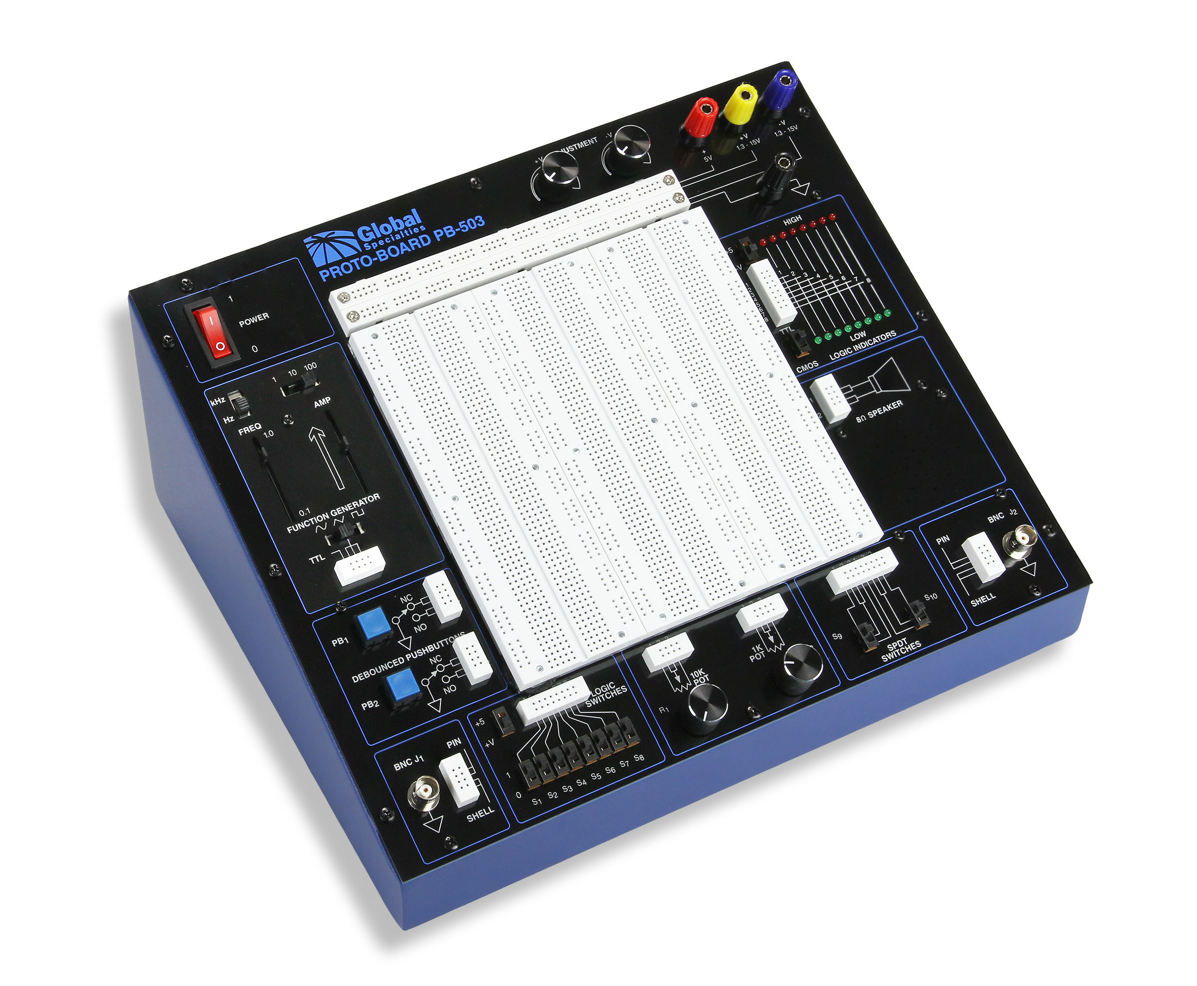 Analog & Digital Circuit Design Trainers