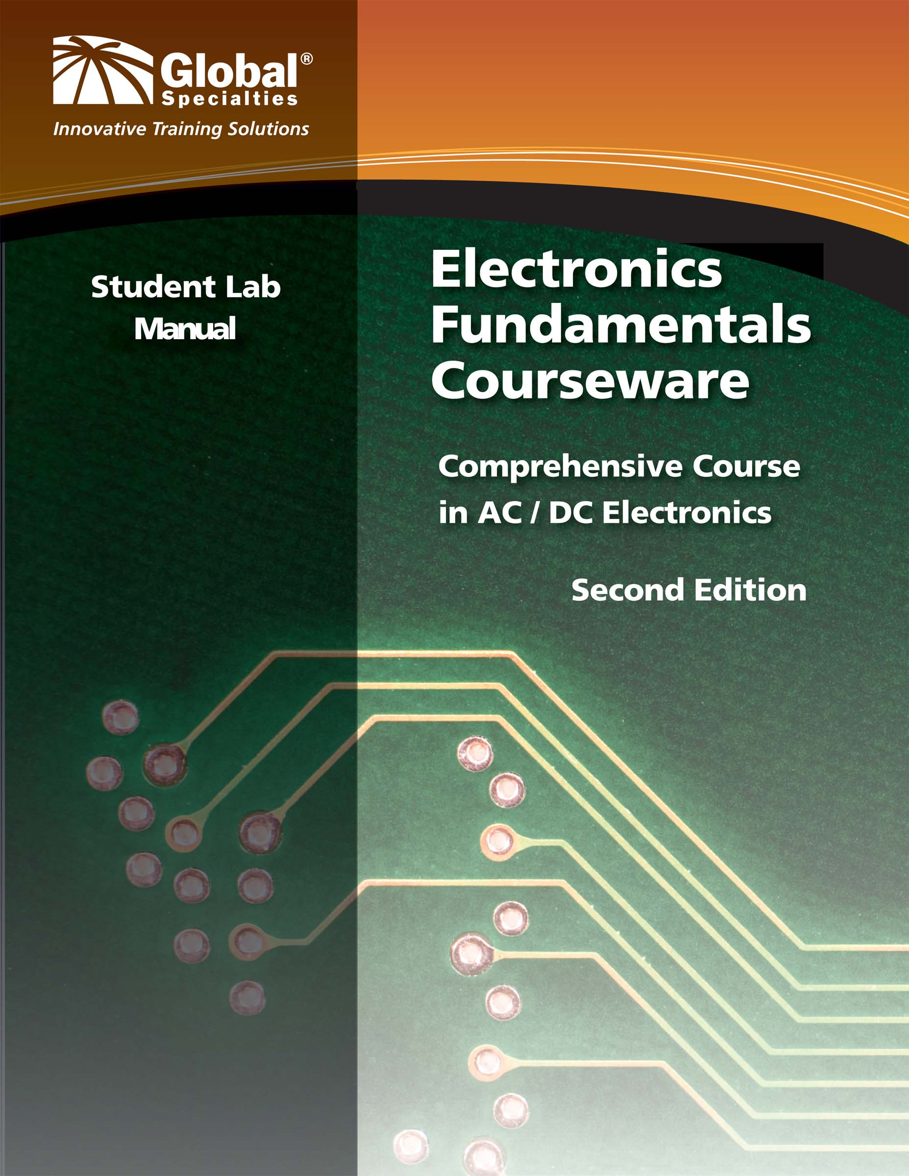 Click to preview image for the Global Specialties GSC-2311 Electronics Fundamentals Student Lab Manual