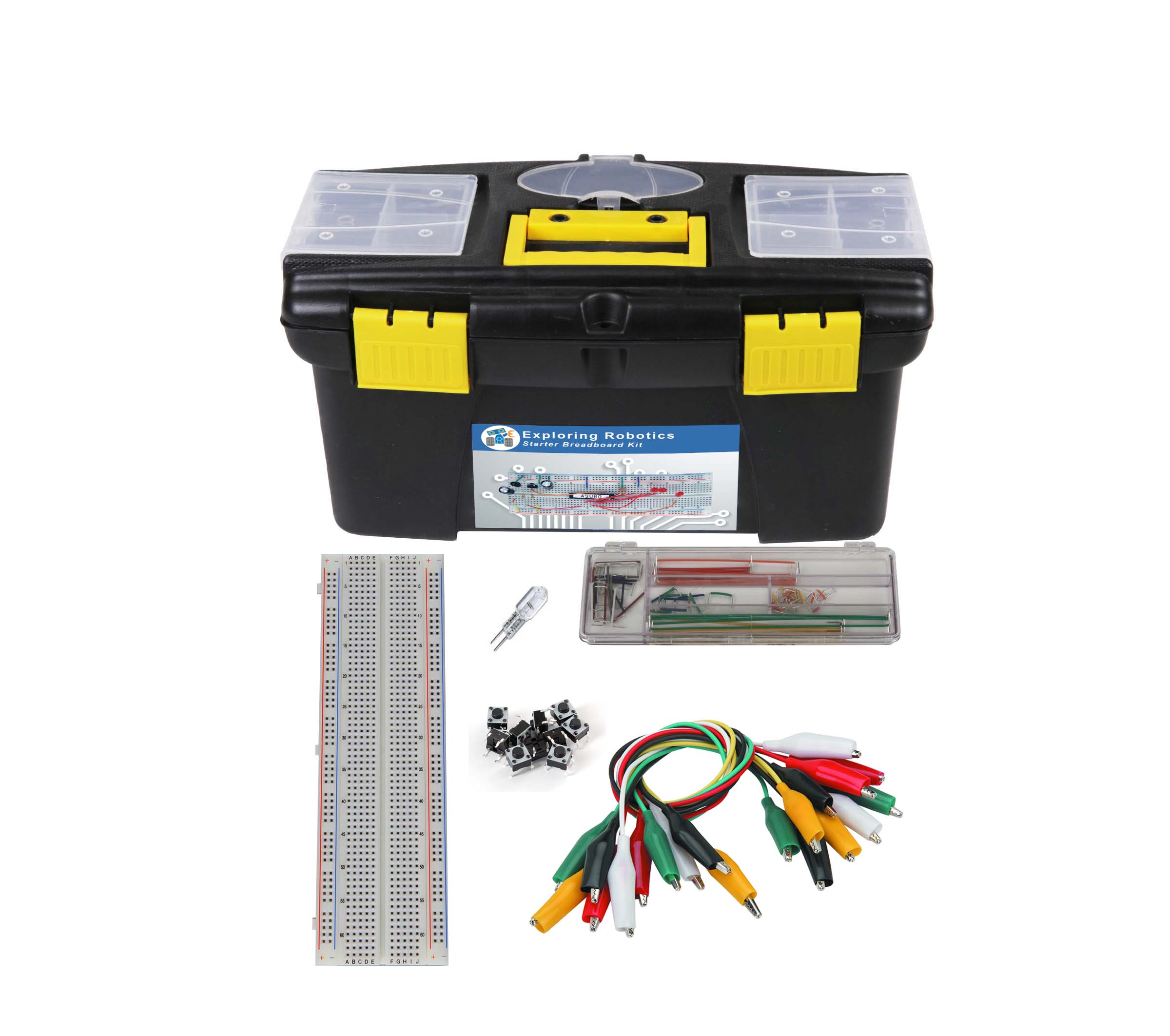 Global Specialties ARX-BBKT ARX Starter Breadboard Kit