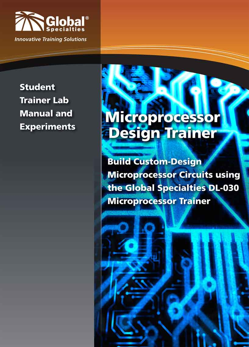 Global Specialties GSC-DL030 Embedded System Design Trainers