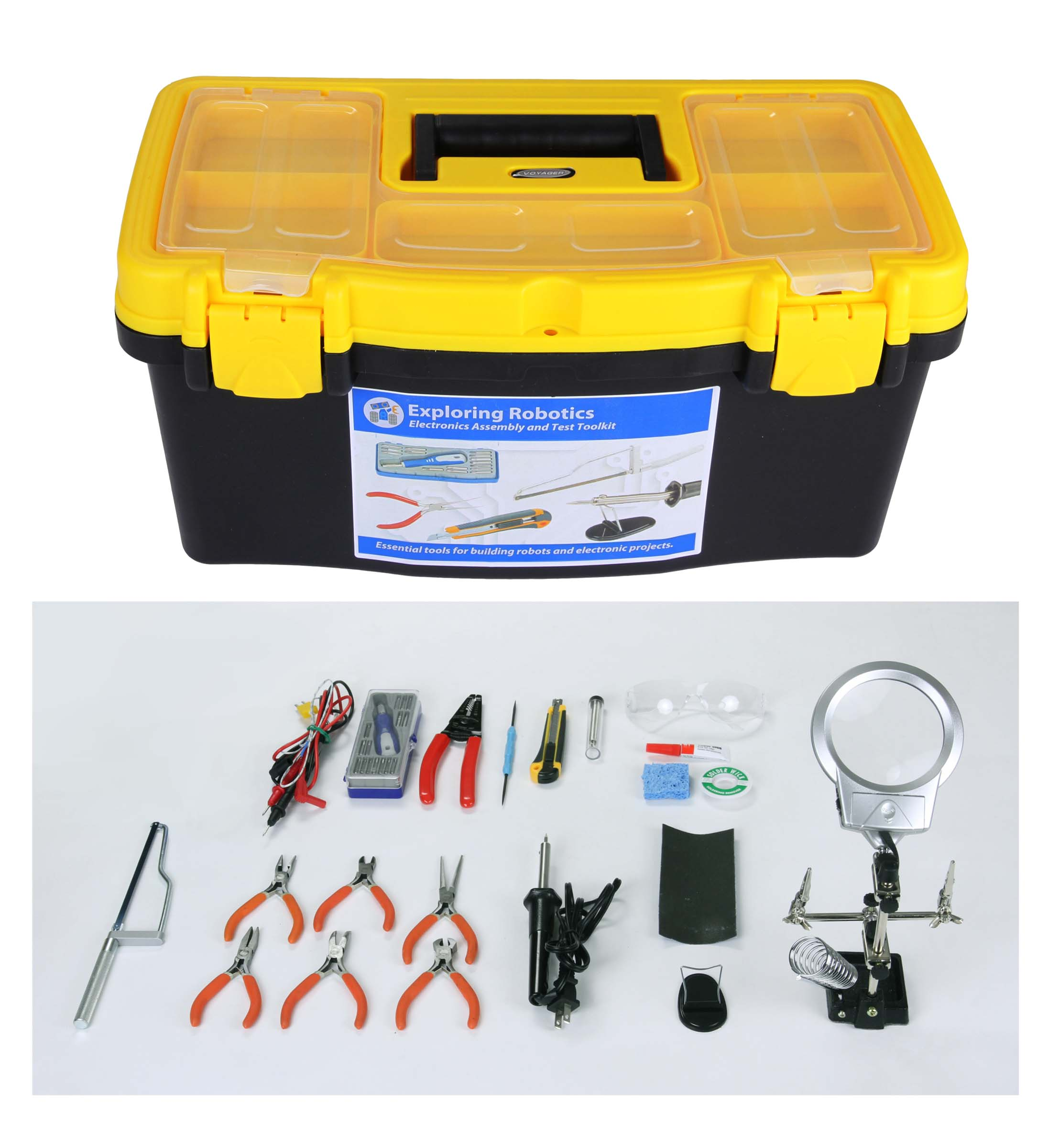 Global Specialties ARX-TLKT ARX Robot Tool Kit