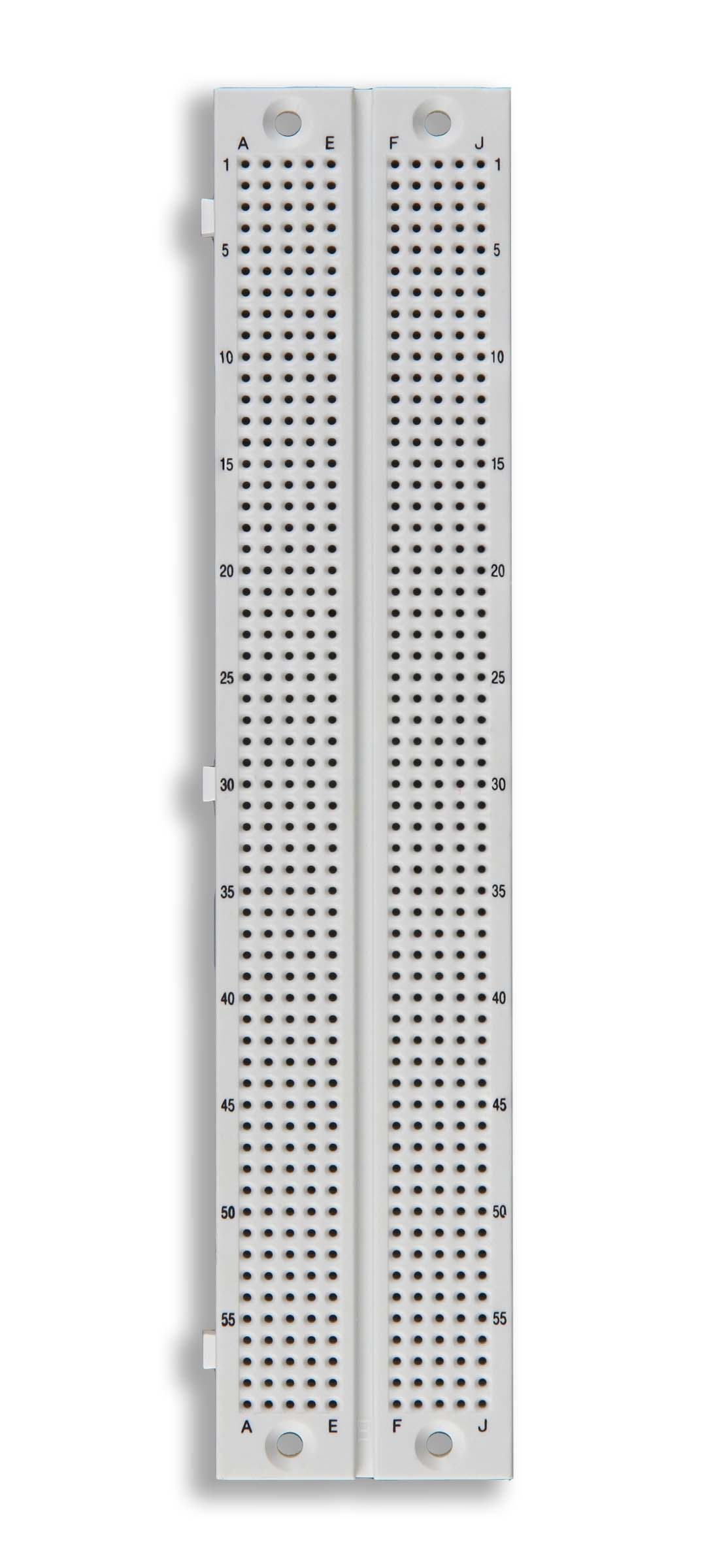 Global Specialties GS-590 Solderless Breadboard, 590 Tie-Points