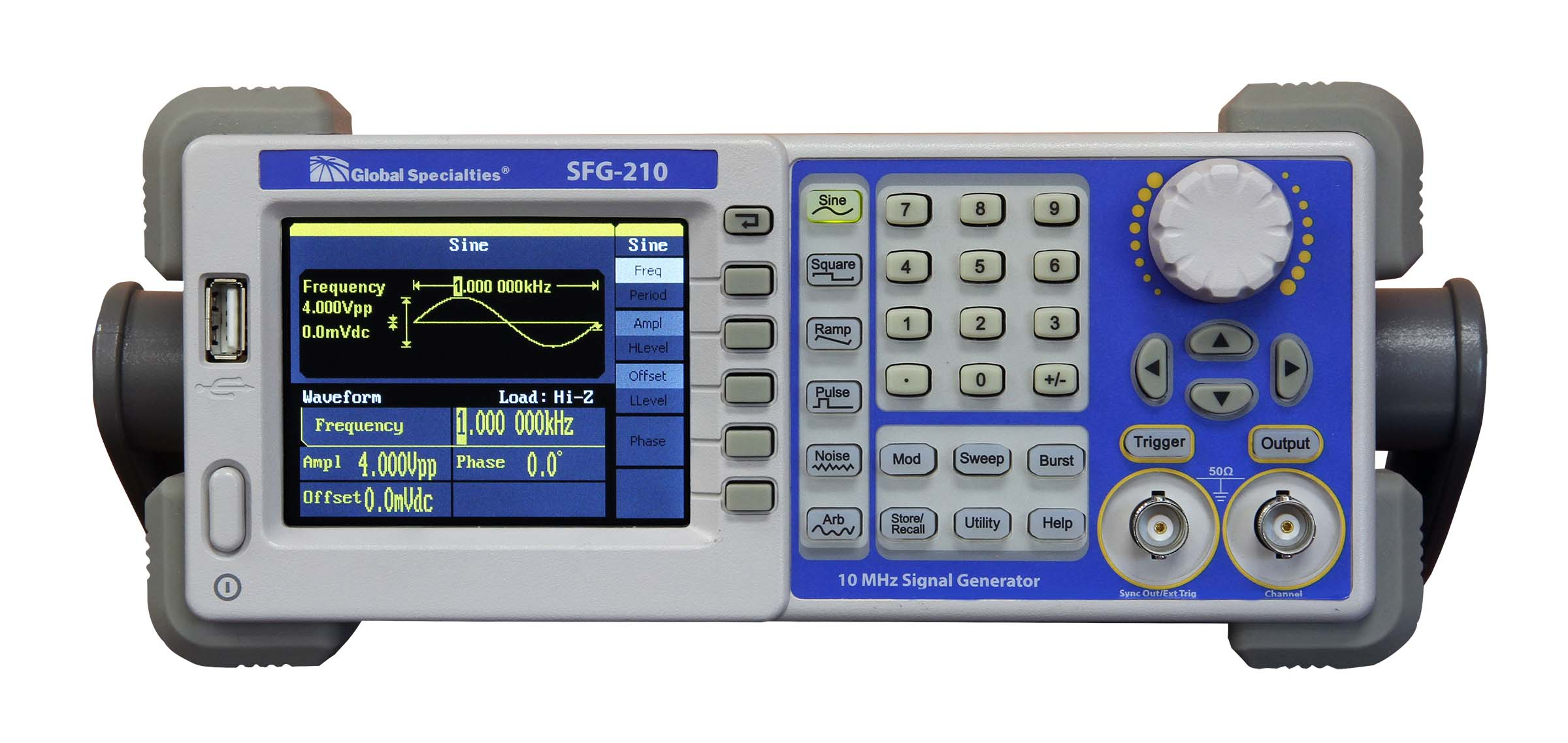 4010 10 Mhz Pulse Generator Generating Circuit Product Features