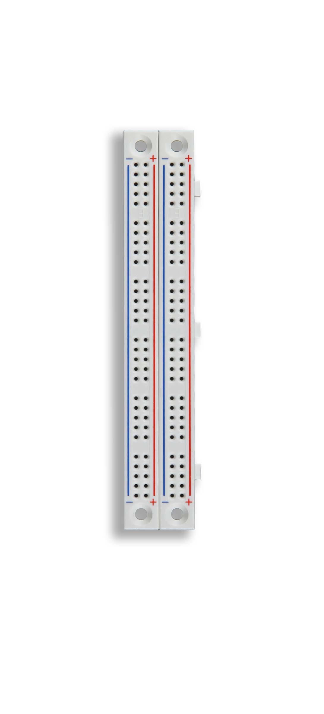 Global Specialties GS-060 Bus Strip, 60 Tie-Points, 2-Pack