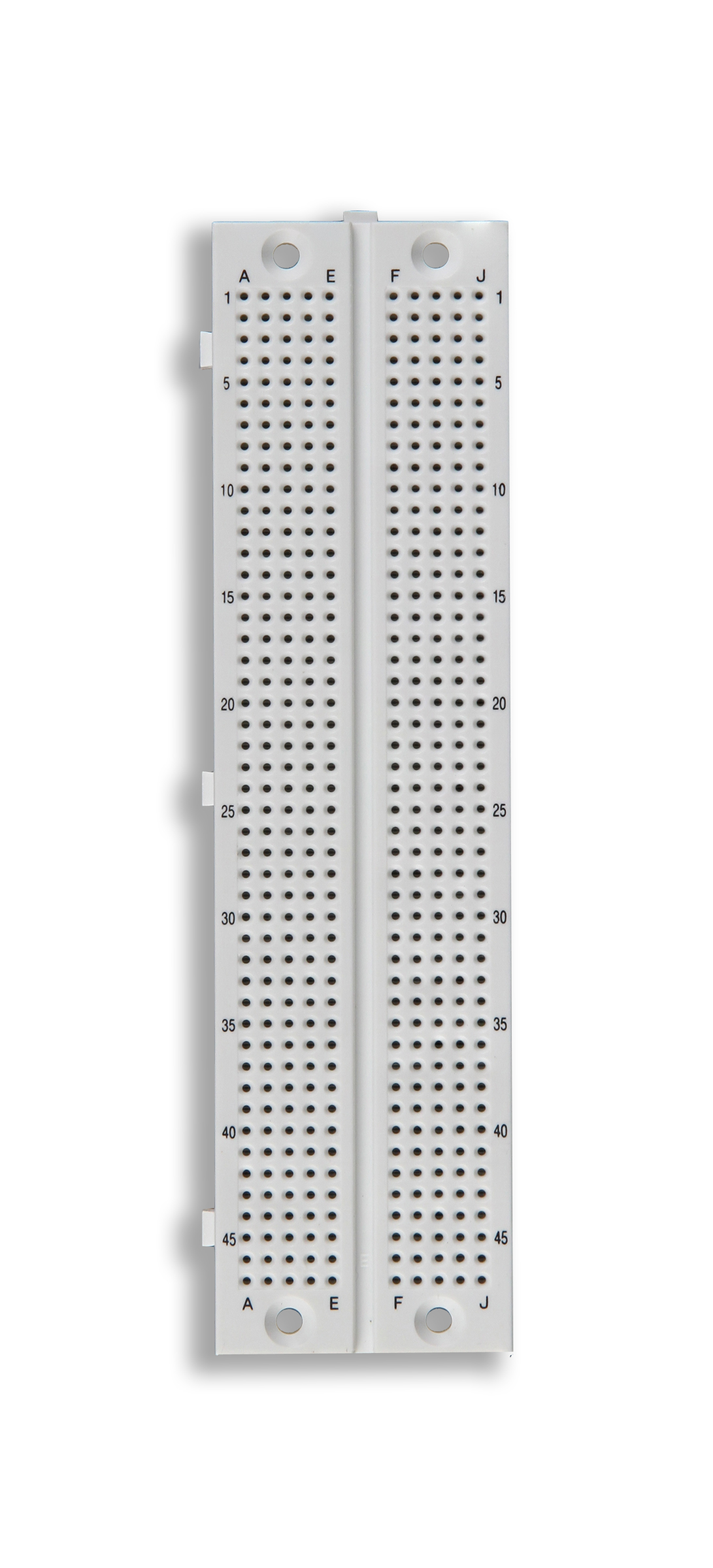 Global Specialties GS-470 Solderless Breadboard, 470 Tie-Points Photo