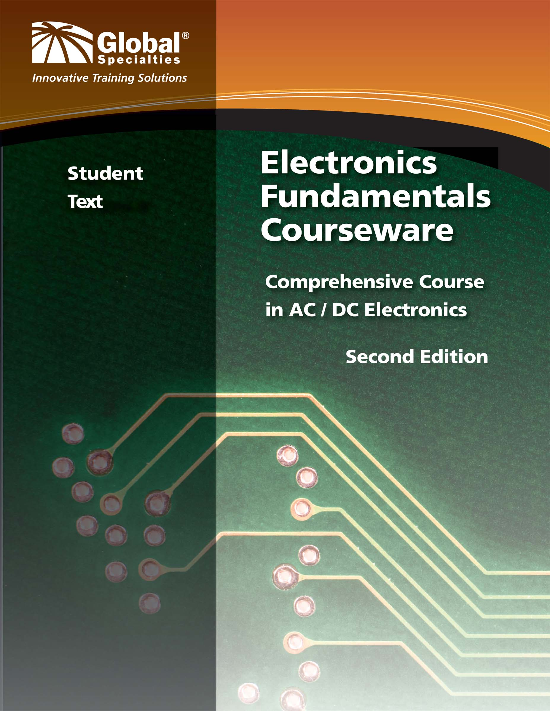 Global Specialties GSC-2301 Electronics Fundamentals Student Text Photo