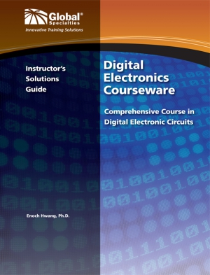 Global Specialties GSC-3201 Digital Electronics Instructor Guide Photo