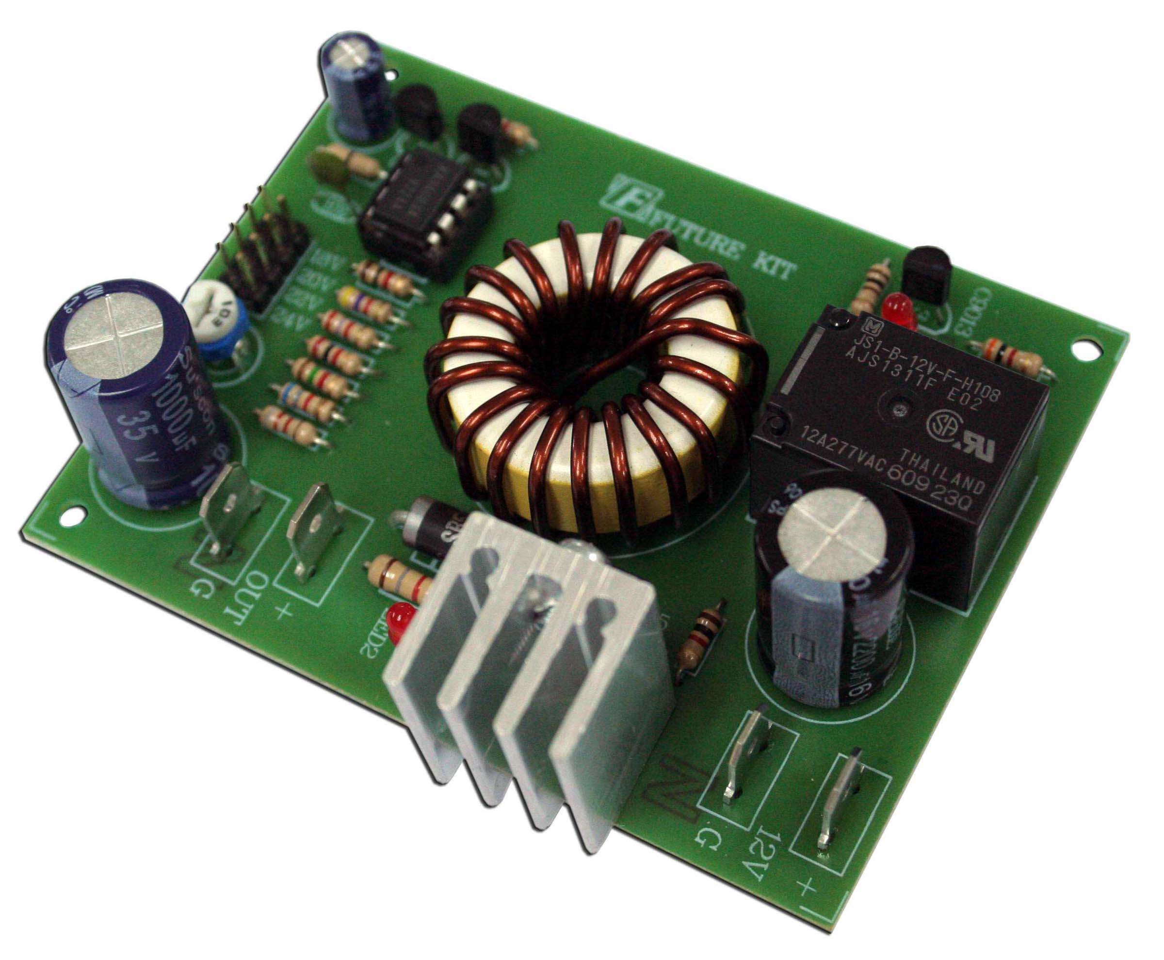 Global Specialties GSK-820 Voltage Booster Kit Photo