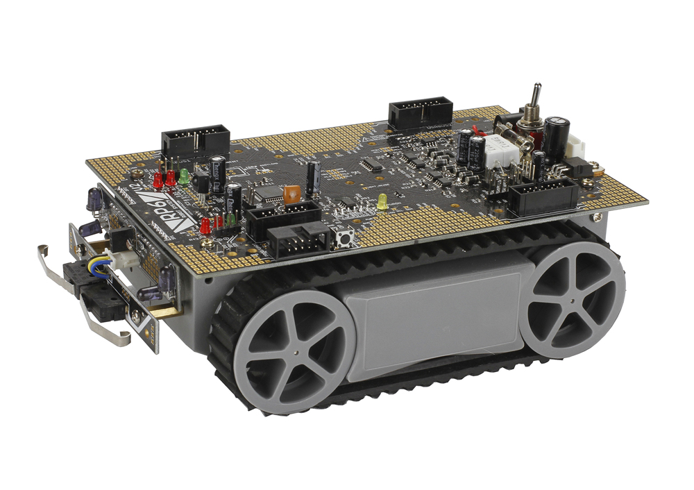 Global Specialties RP6V2 RP6V2 Robotic Vehicle Photo