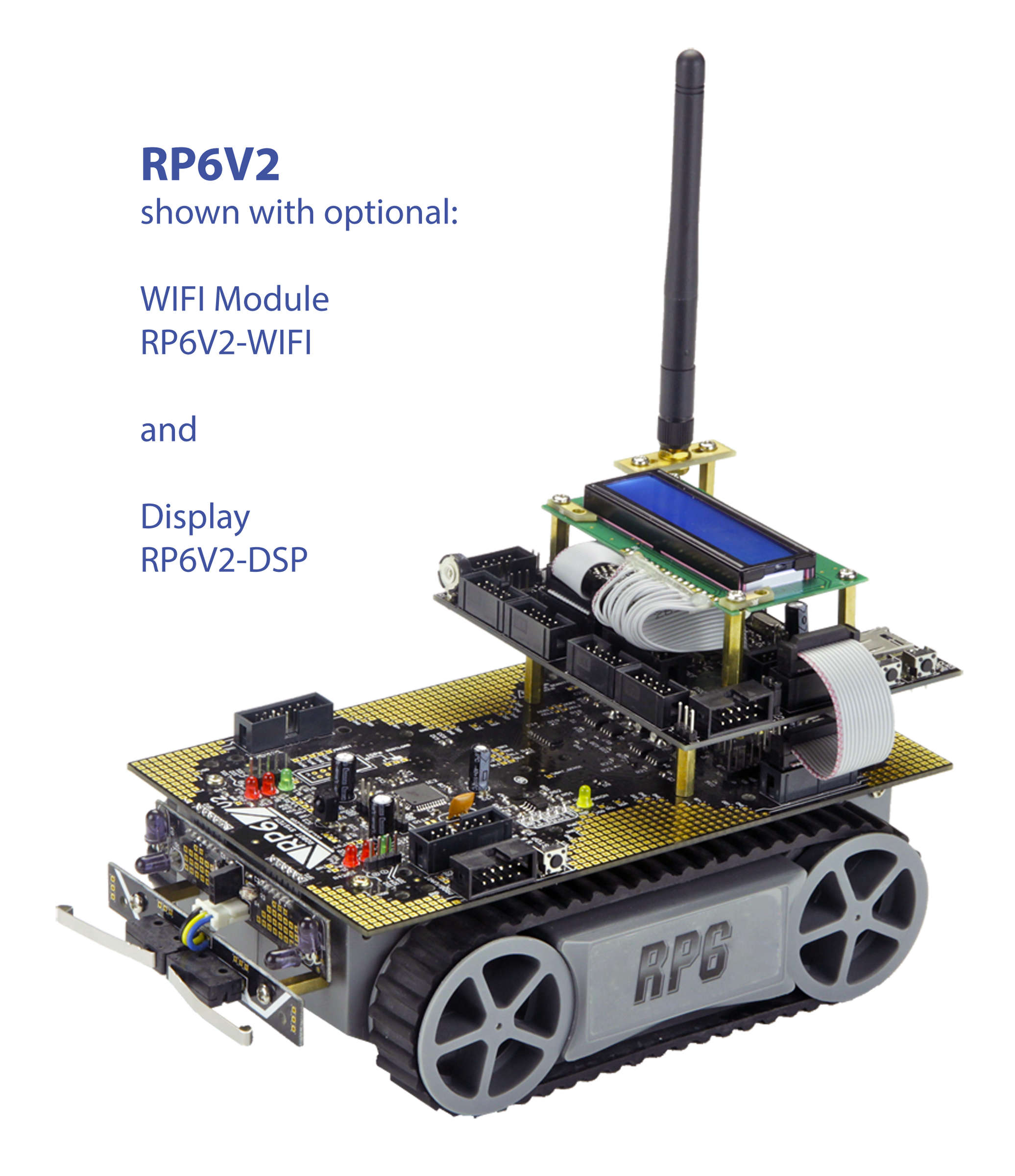 Global Specialties RP6V2-WIFI RP6V2-WIFI Photo