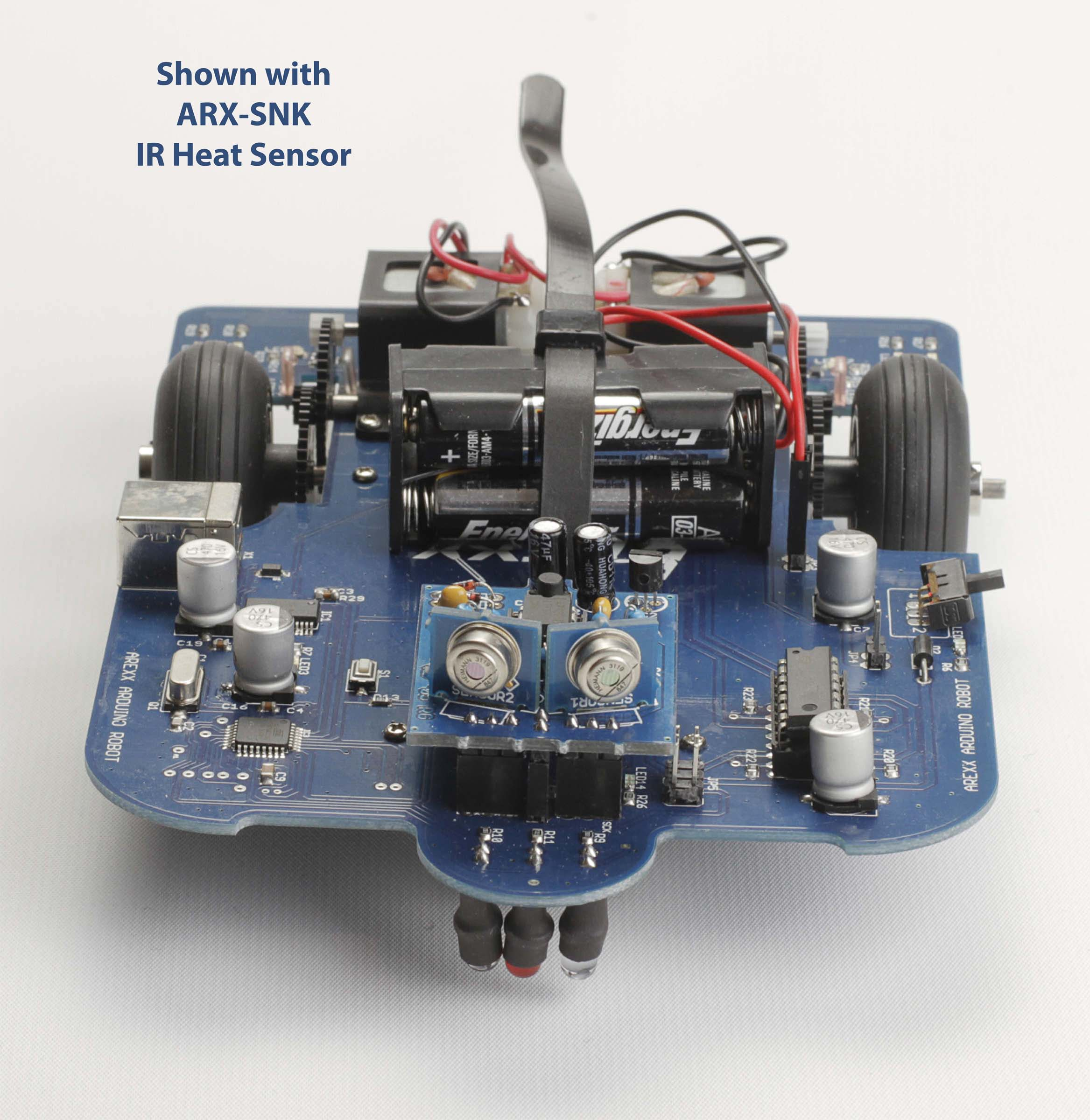 Global Specialties AAR AAR Arduino Robot Photo