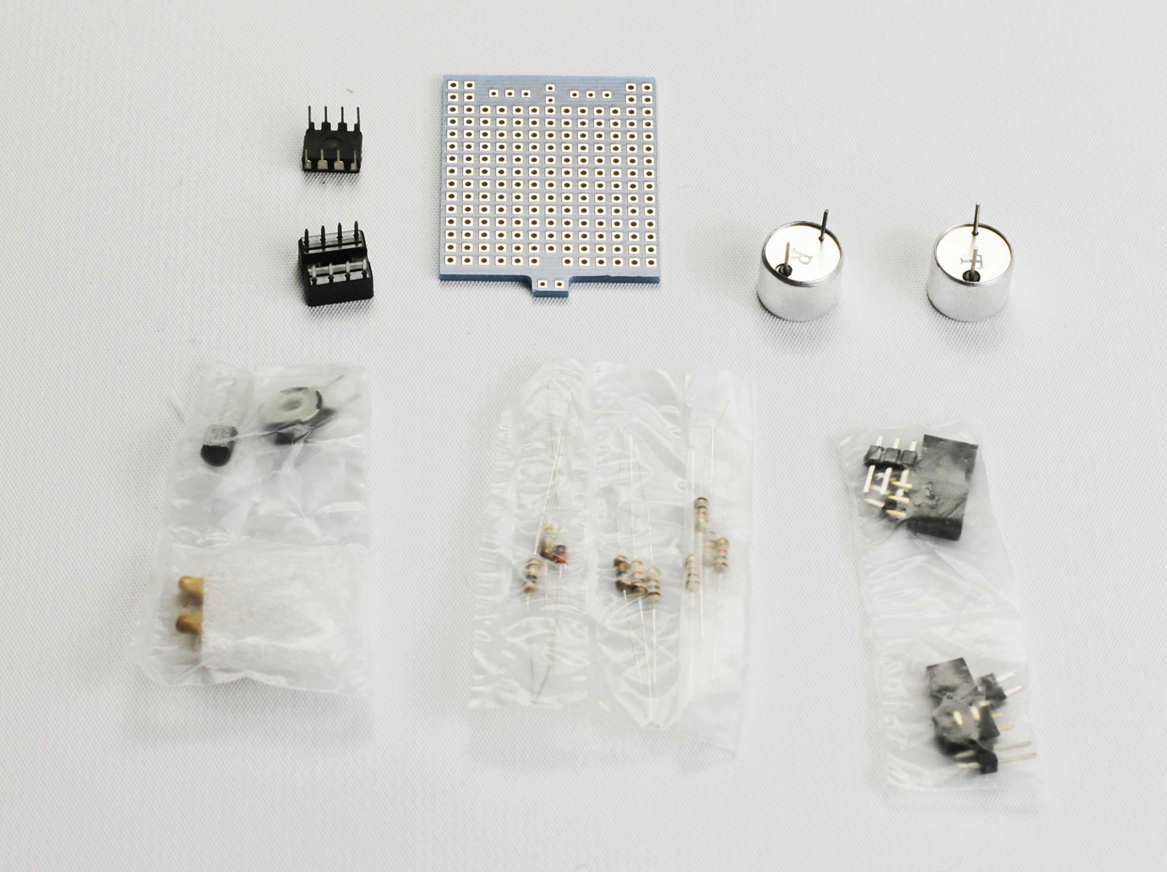 Global Specialties ARX-ULT ARX Ultrasound Distance Measurement Kit Photo
