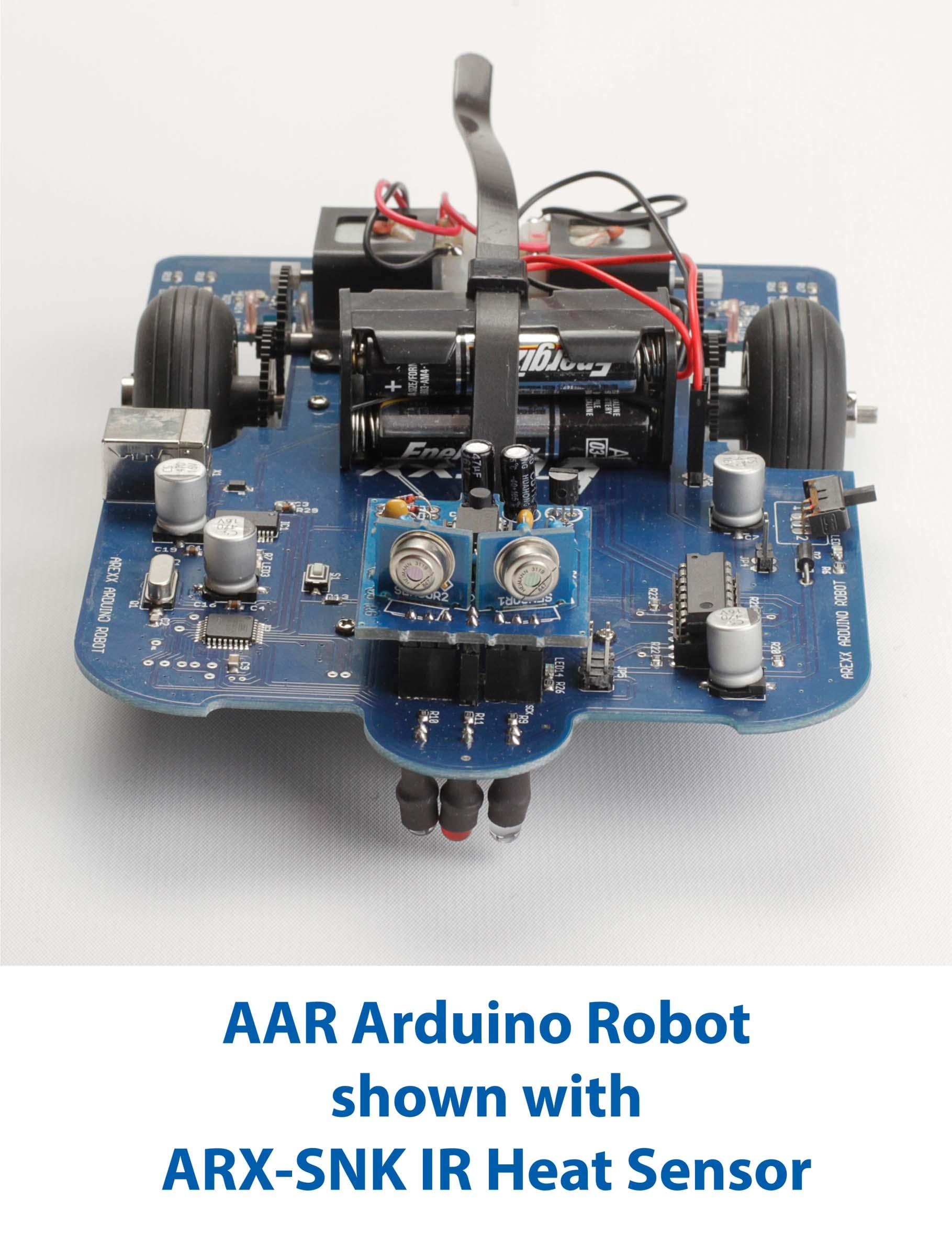 Global Specialties ARX-SNK ARX IR Heat Sensor Photo