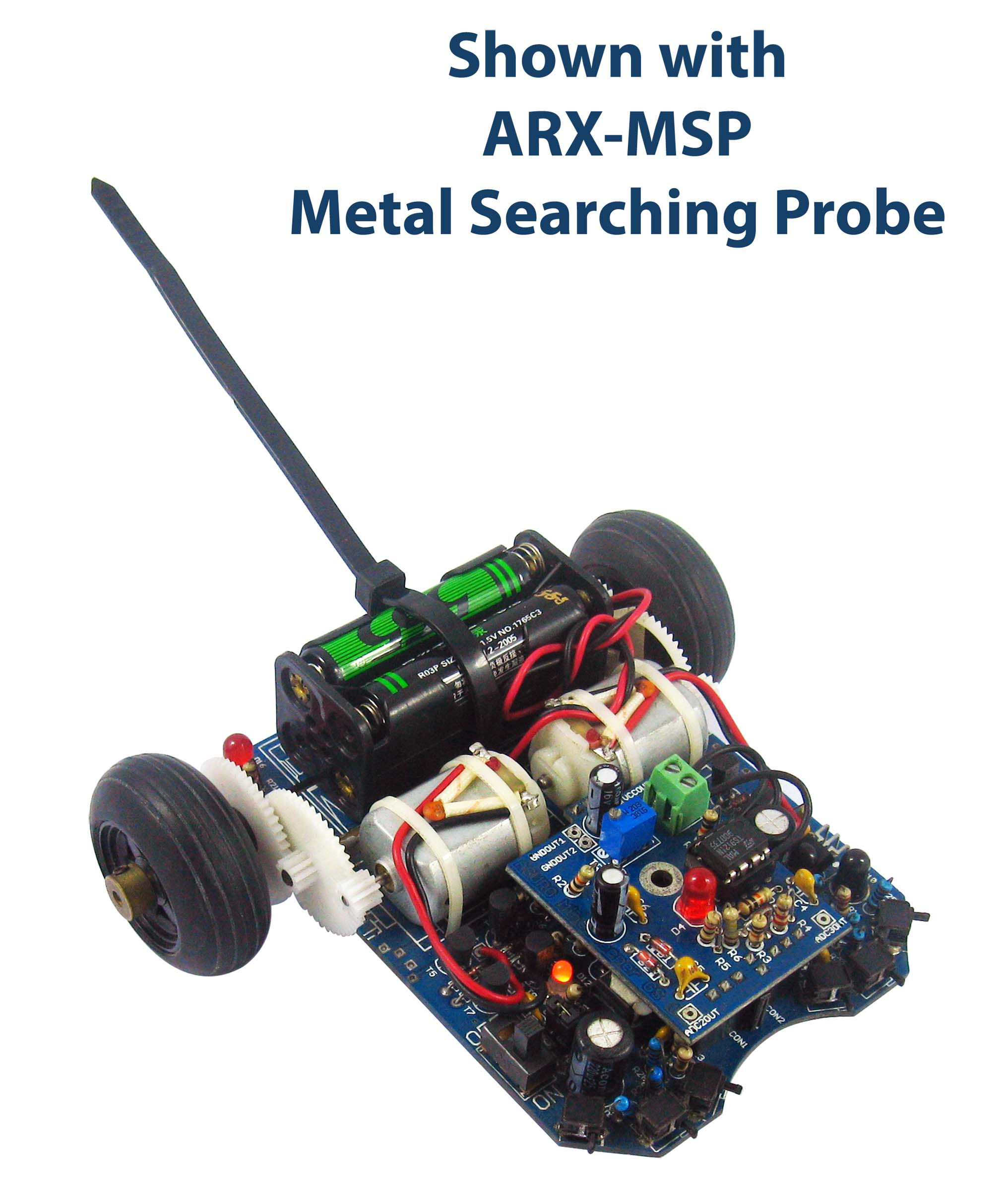 Global Specialties ARX ARX ASURO Robot Photo