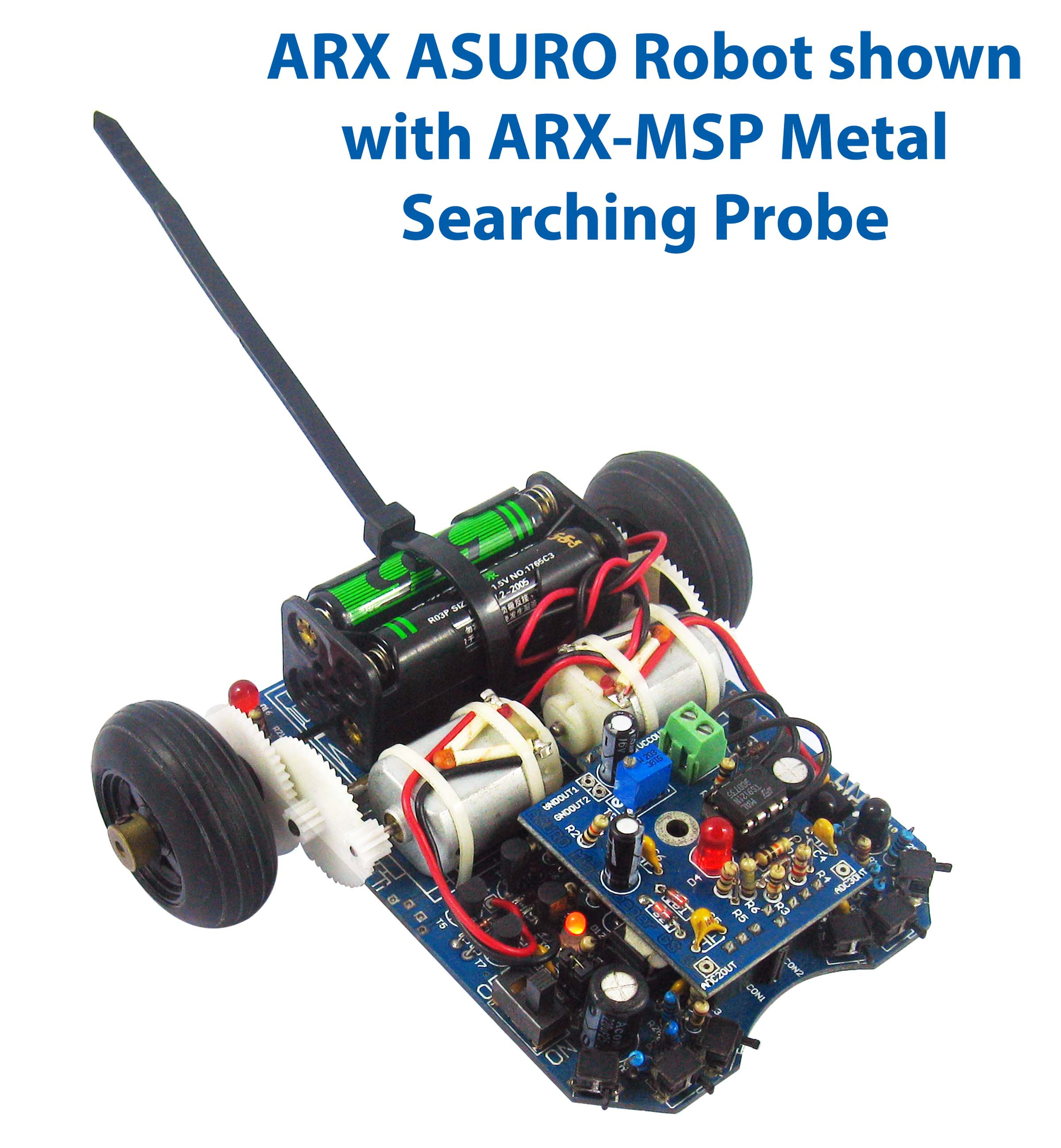 Global Specialties ARX-MSP ARX Metal Searching Probe Photo