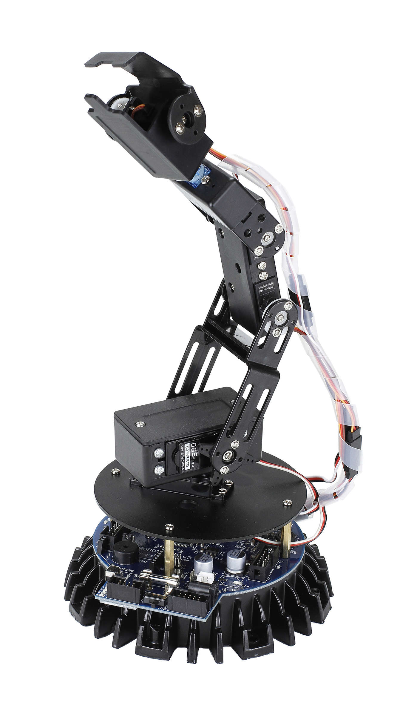 Global Specialties R680 Banshi Robotic Arm Photo