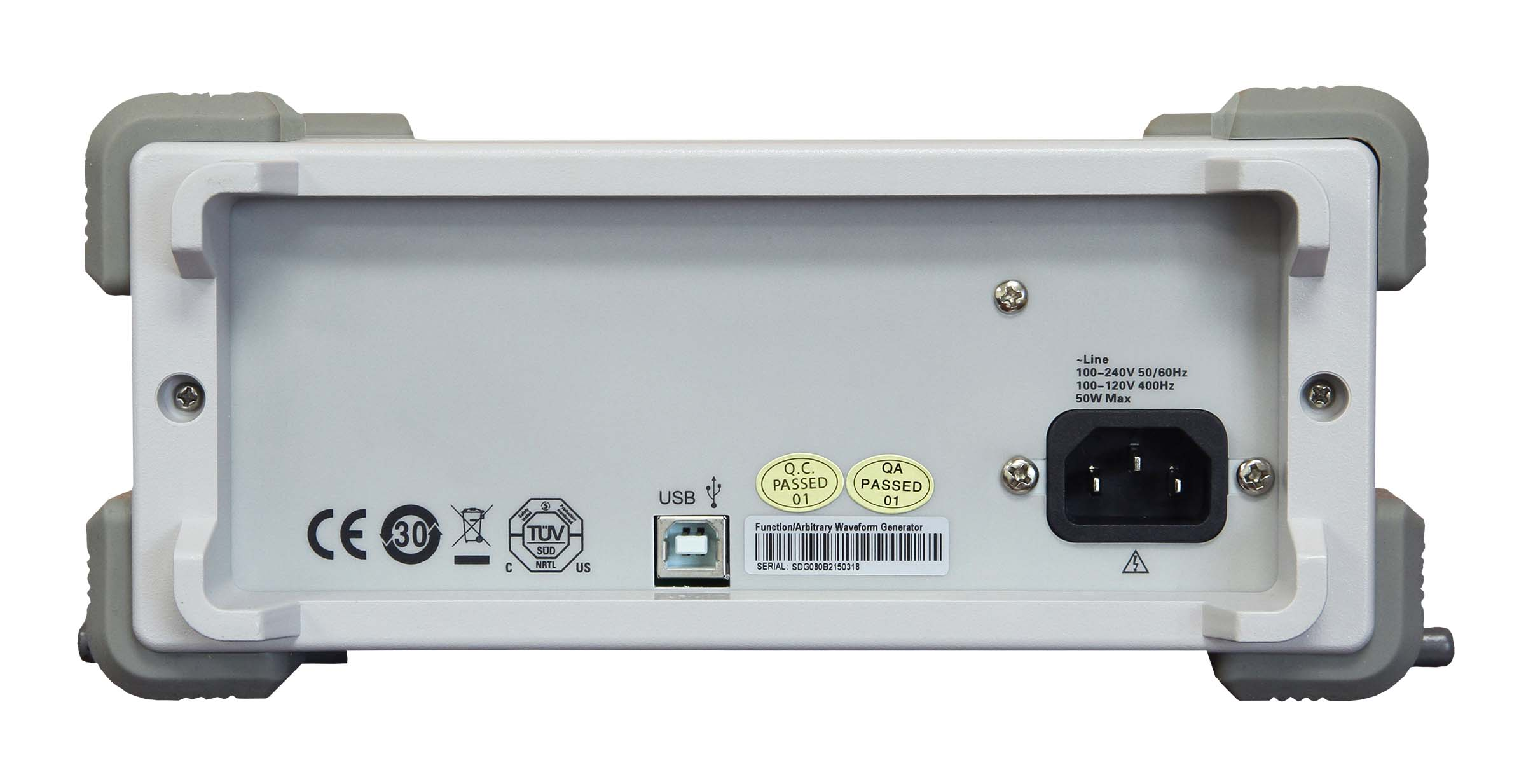 Global Specialties SFG-210 10 MHz Arbitrary/Function Signal Generator   Photo