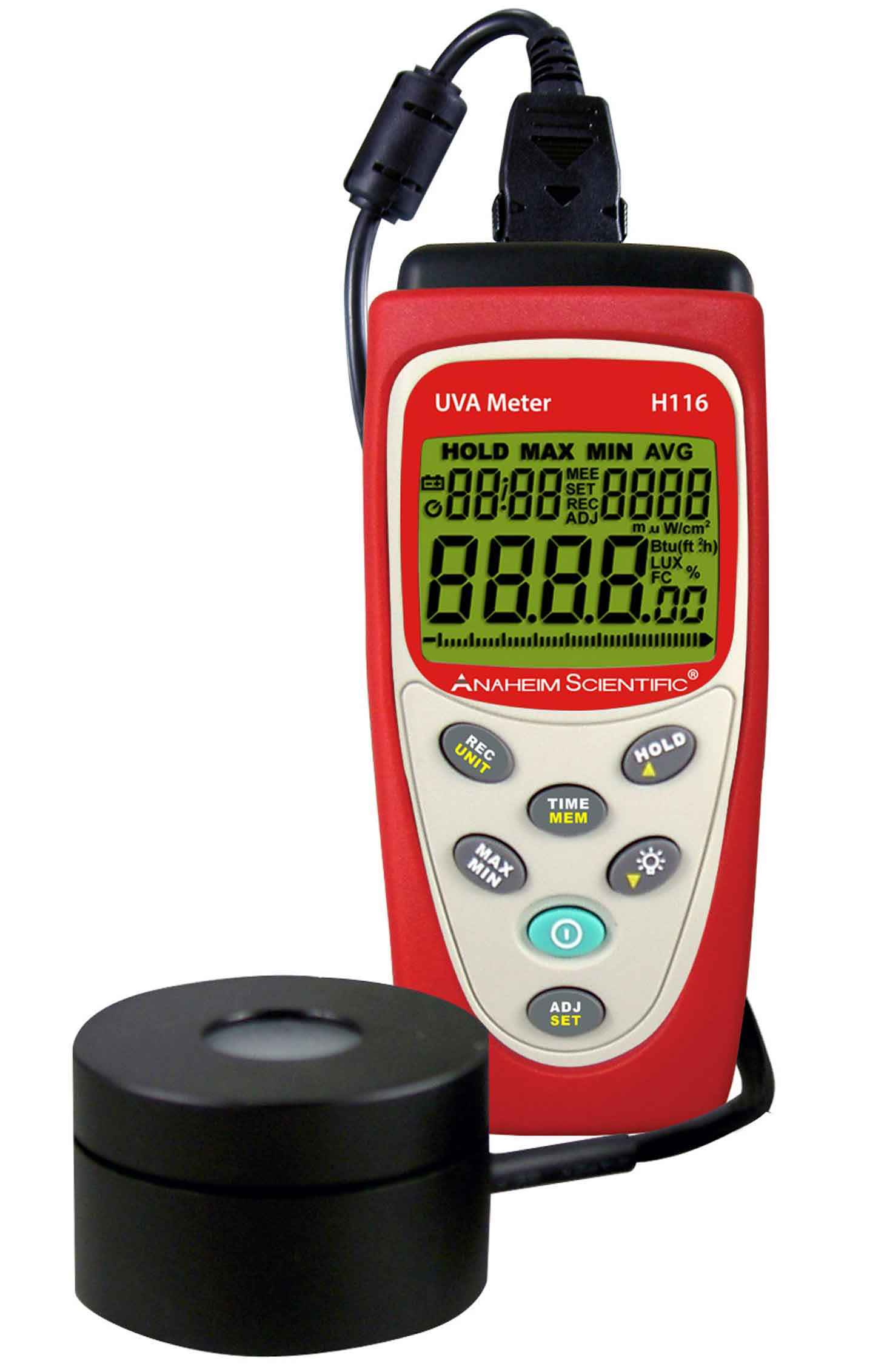 Global Specialties H116 UVA Meter Photo
