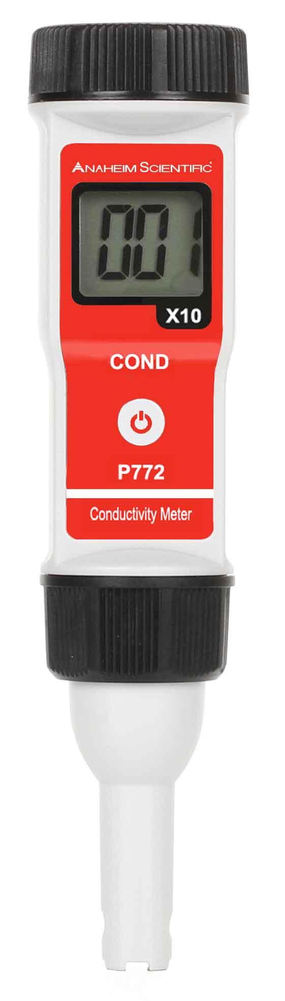 Global Specialties P772 Conductivity Meter Photo