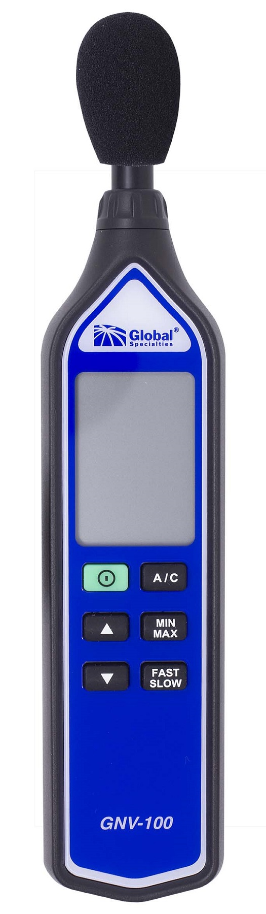 Global Specialties GNV-100 Sound Level Meter, Class 2 Photo
